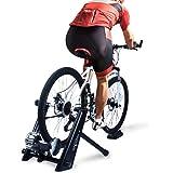 HEALTH LINE PRODUCT Fluid Bike Trainer Stand,...