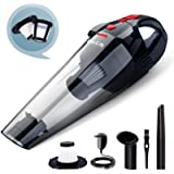 VacLife Handheld Vacuum Cleaner, Cyclone Handheld Vacuum Cordless and Powered by Strong Motor, Quick Charging Tech, LED…