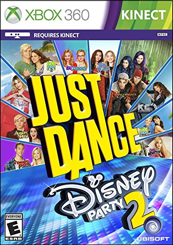 Just Dance Disney Party 2 - Xbox 360 Standard Edition