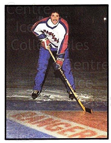 Kevin Petendra Hockey Card 1982-83 Kitchener Rangers #14 Kevin Petendra