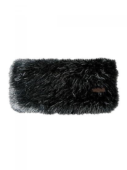 Barts-Bandeau Imitation Fourrure Noir Modèle Femme  Amazon.fr ... cf931e89998