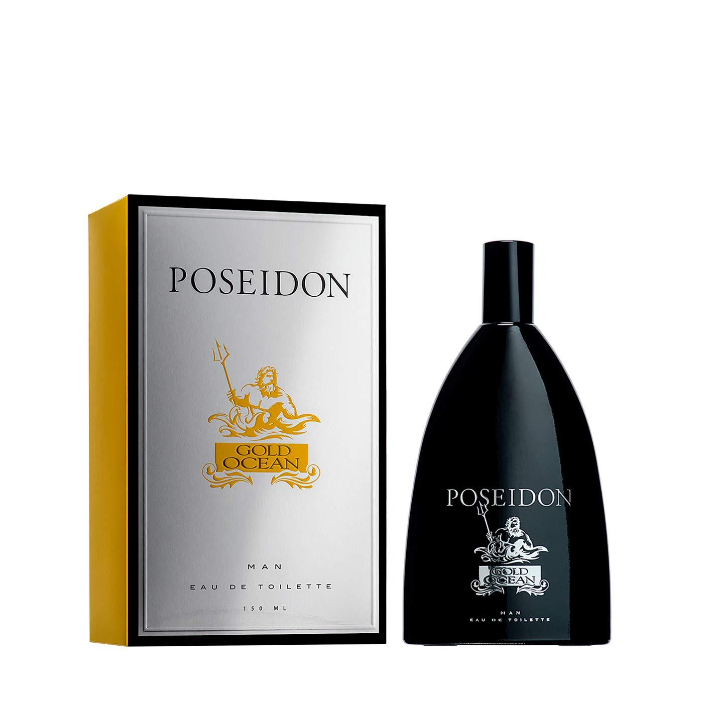 Poseidon Gold Ocean Perfume para Hombre 150 ML