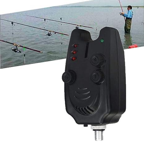 Quaanti - Campana de alarma electrónica para pesca con luz ...