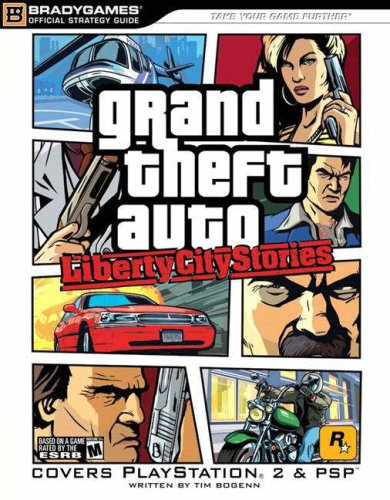 Read Online Grand Theft Auto Liberty City Stories - Official Strategy Guide for PlayStation 2 PDF ePub book