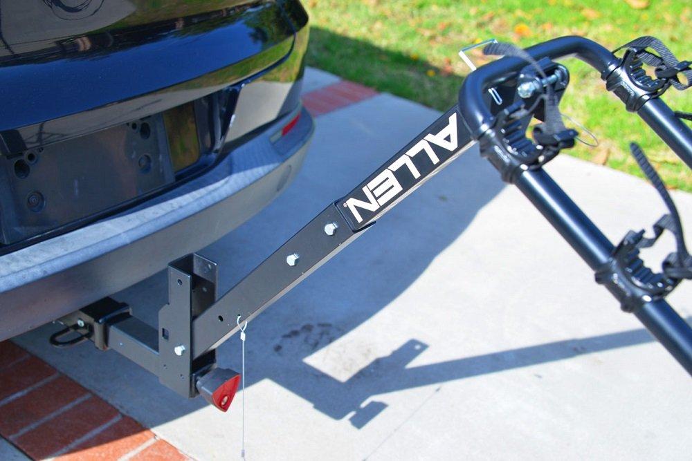 A 522QR Inc Allen Sports Deluxe Hitch Mounted Bike Rack R Allen Co
