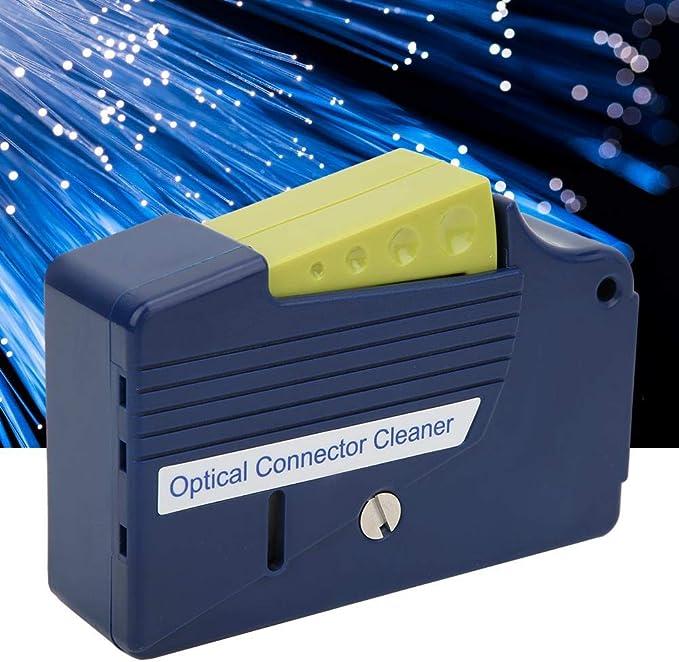 pour FC//SC//LC//MU//D4//DIN et Autres connecteurs /à Fibres optiques Cassette Tape Optical Fiber Cleanner 500 Hopcd Nettoyant Connecteurs Optiques
