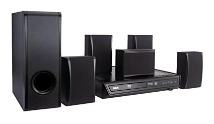 amazon com rca rtd396 dvd home theater system home audio theater rh amazon com RCA RTD325W Remote Codes RCA RTD325W Problems