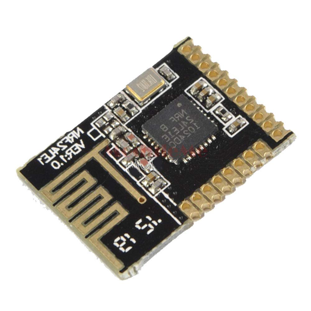 NRF24LE1 NRF24L01 MCU Wireless Transceiver Communication Sans Fil Module MF