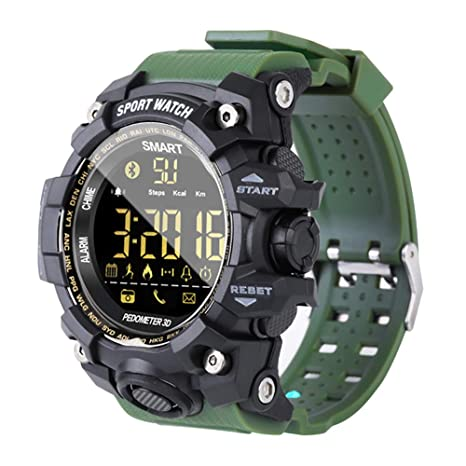 smart watch New Ex16s, Rastreador De Ejercicios, CaloríAs A Prueba De Agua /Contador