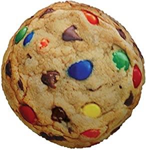 iscream Chocolate Scented Candy Chip Cookie Shaped 16