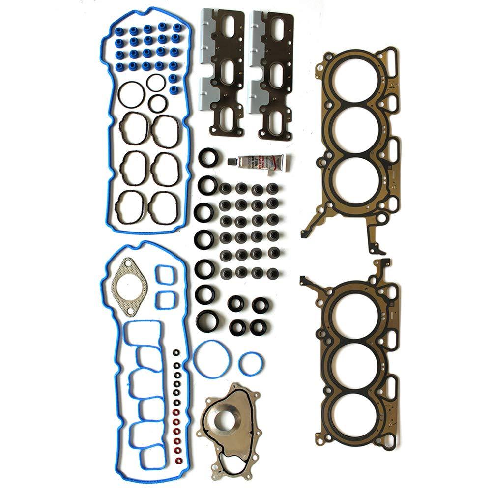 ROADFAR Cylinder Head Gasket Set for Ford Edge 3.7L 2011-2014