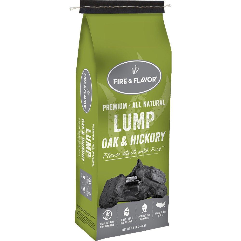 Fire & Flavor Lump Oak & Hickory Charcoal Starters