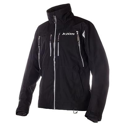 Klim Tomahawk Parka Men's Ski Snowmobile Jacket - Black / X-Large