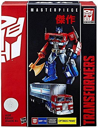 10 Transformer (Transformers Masterpiece-10 2017 Convention Exclusive Action Figure - Optimus Prime)