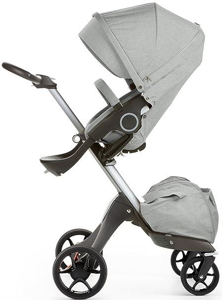 Stokke - Silla de paseo xplory v5 grey melange gris