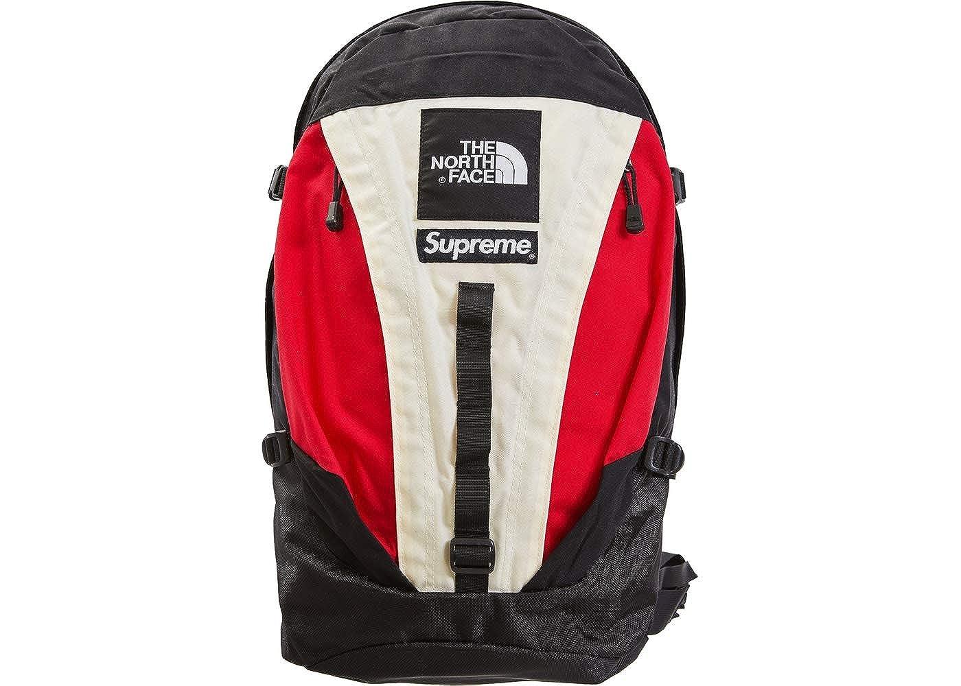 Supreme/North Face Expedition Backpack White 18FW シュプリーム/ノースフェイス エクスペディション バックパック (アメリカ正規並行輸入品) [並行輸入品]   B07NDQ15HP