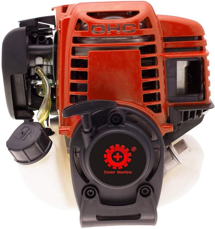 Doctor Machine Dm0010 - Motor Profesional de 4 Tiempos - Horno Stroke 35, 8 CC - 1, 6 HP con tecnología Ohc (Honda Gx35) para desbrozadoras: Amazon.es: Jardín