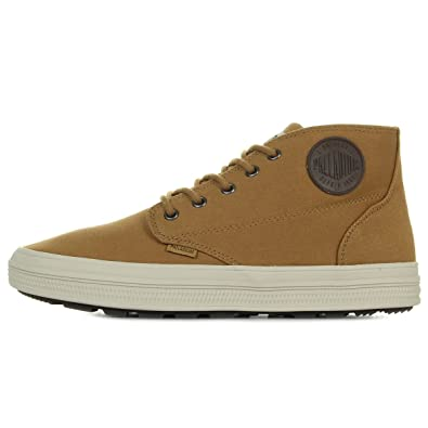 Palladium Sub Mid Canvas, Baskets Homme (43 EU)