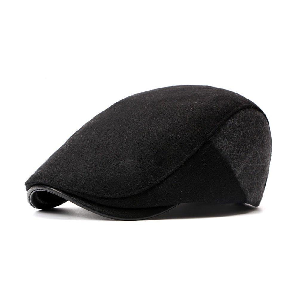 Anshili Uomo Spessore Cappello per l'inverno Cappelli
