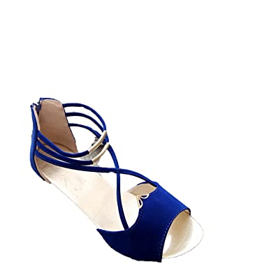 ff289c24c1b Amazon.com | Kingwhisht Women's Sandals Shoes Wedges Heels Sandals ...