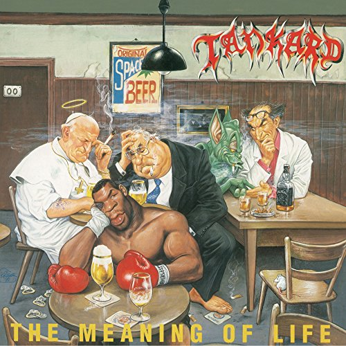 Tankard - The Meaning Of Life - (NOISECD042) - REISSUE DELUXE EDITION - CD - FLAC - 2018 - WRE Download
