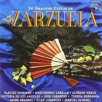 24 Grandes Exitos De La Zarzuela Ii.