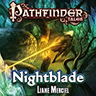 Nightblade Audiobook by Liane Merciel Narrated by Eric Michael Summerer