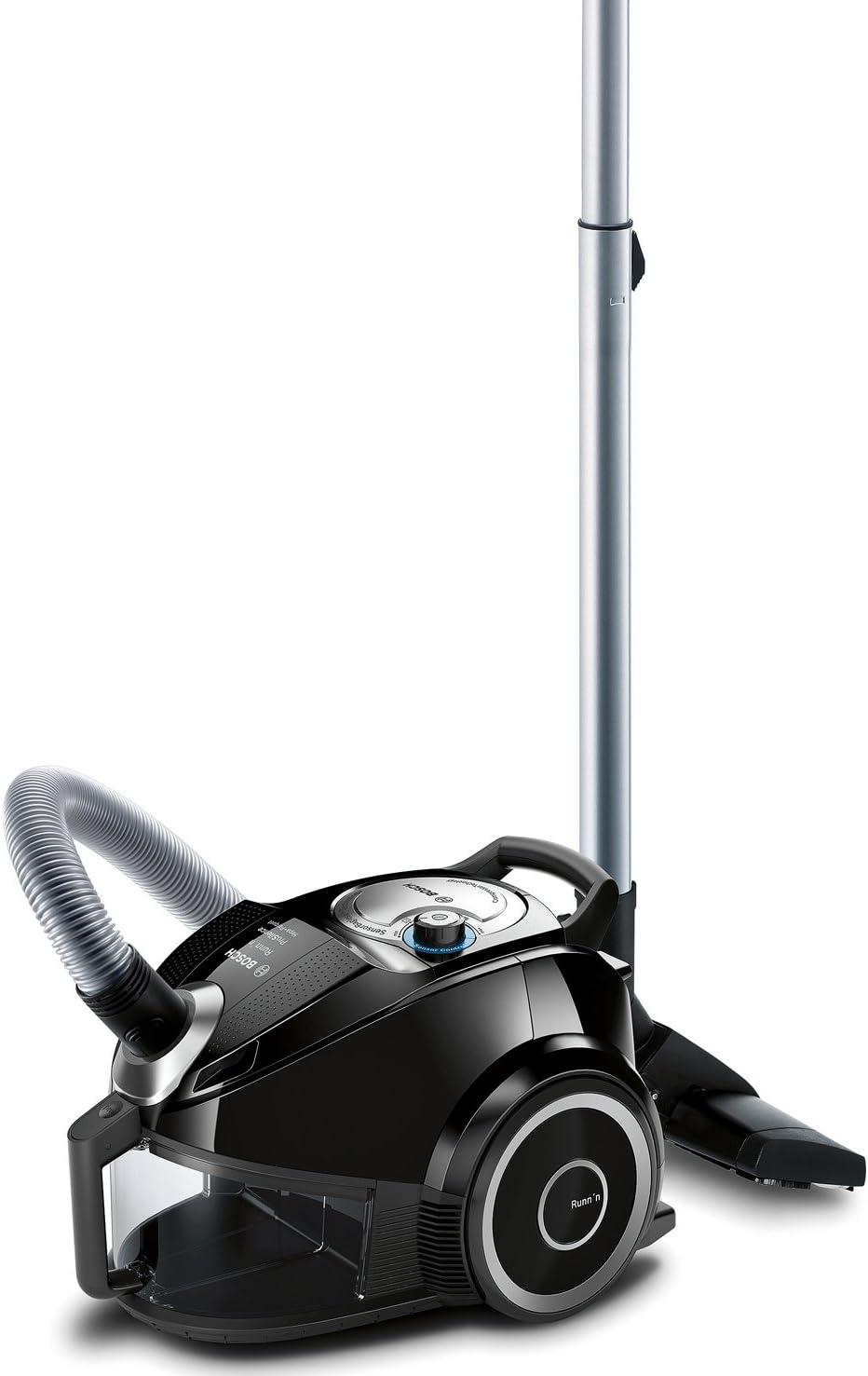 Bosch Runn´n - Aspirador de trineo sin bolsa, silencioso, 1400 W: Amazon.es: Hogar