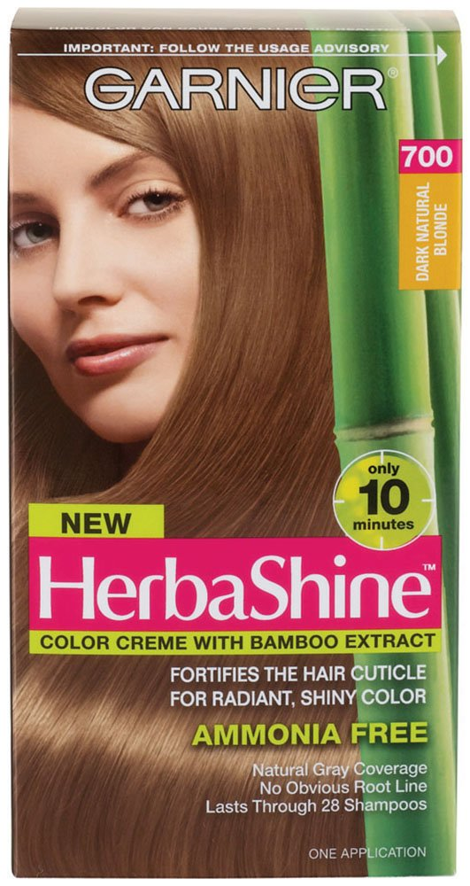 Amazon Garnier Herbashine Haircolor 700 Dark Natural Blonde