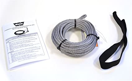 WARN 73599 Synthetic Rope Service Kit on