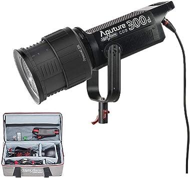 Aputure Fresnel 2X Lente Monte para Aputure 120D Mark 2 300D 120D ls C300D Regalo