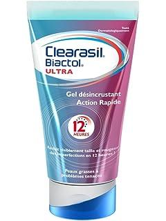 Clearasil Gel anti-bouton 4 heures Nettoyage du visage Crème pour le ... d6df20b5725