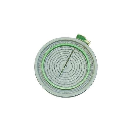 Resistencia Placa vitroceramica 1800+900W 230V 1052212072 ...
