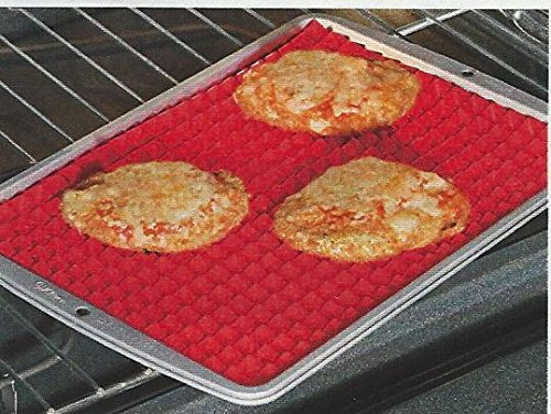 Viking Convection Dishwasher - Non Stick Diamond Grilling and Baking Silicone Mat