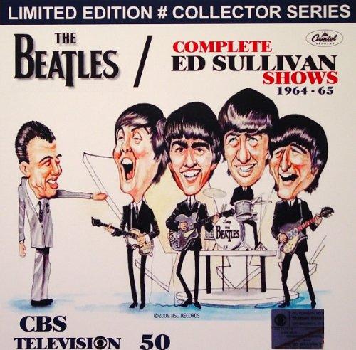 Price comparison product image The Beatles (Complete Ed Sullivan Shows) LTD CD