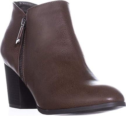 Style /& Co Womens Masrina Closed Toe Ankle Fashion Boots