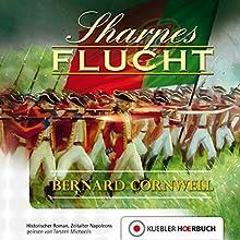 Sharpes Flucht (Sharpe-Serie 10) Hörbuch von Bernard Cornwell Gesprochen von: Torsten Michaelis
