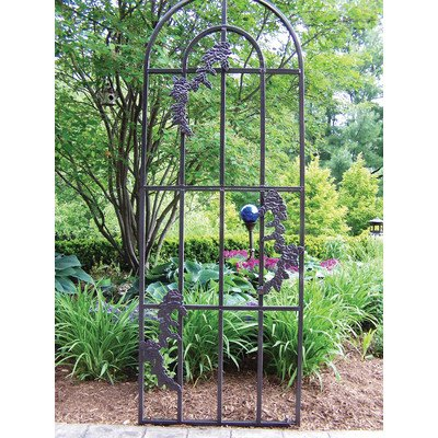 Oakland Living Rose Trellis, Hammer Tone Brown by Oakland Living