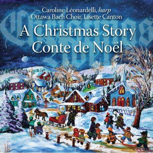 digital booklet a christmas story by caroline leonardelli on amazon