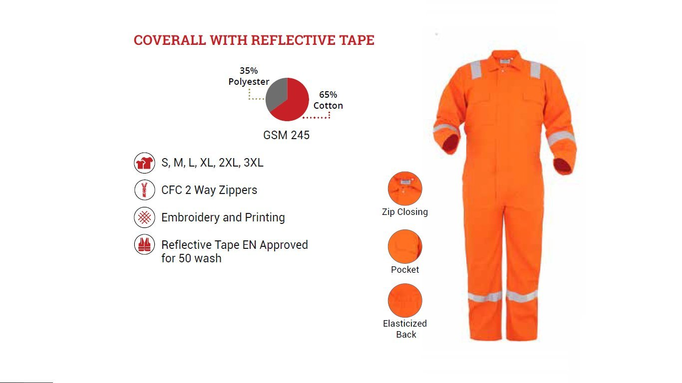d990280a950 Club 21 Cotton Coverall Boiler Suit (Basic Orange, 245 GSM, Small):  Amazon.in: Amazon.in