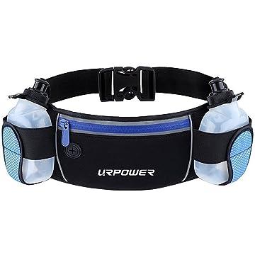 best URPOWER Running Belt Multifunctional Zipper Pockets Water Resistant Waist Bag reviews