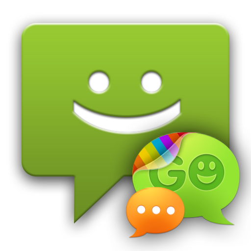 GO SMS ICS Holo Light theme