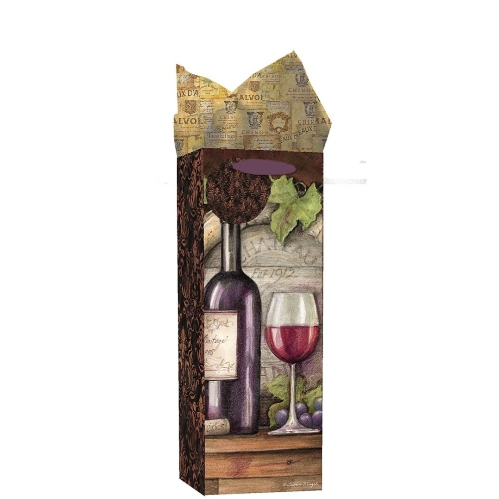 Lang Wine Country Bottle Gift Bag (9000205)