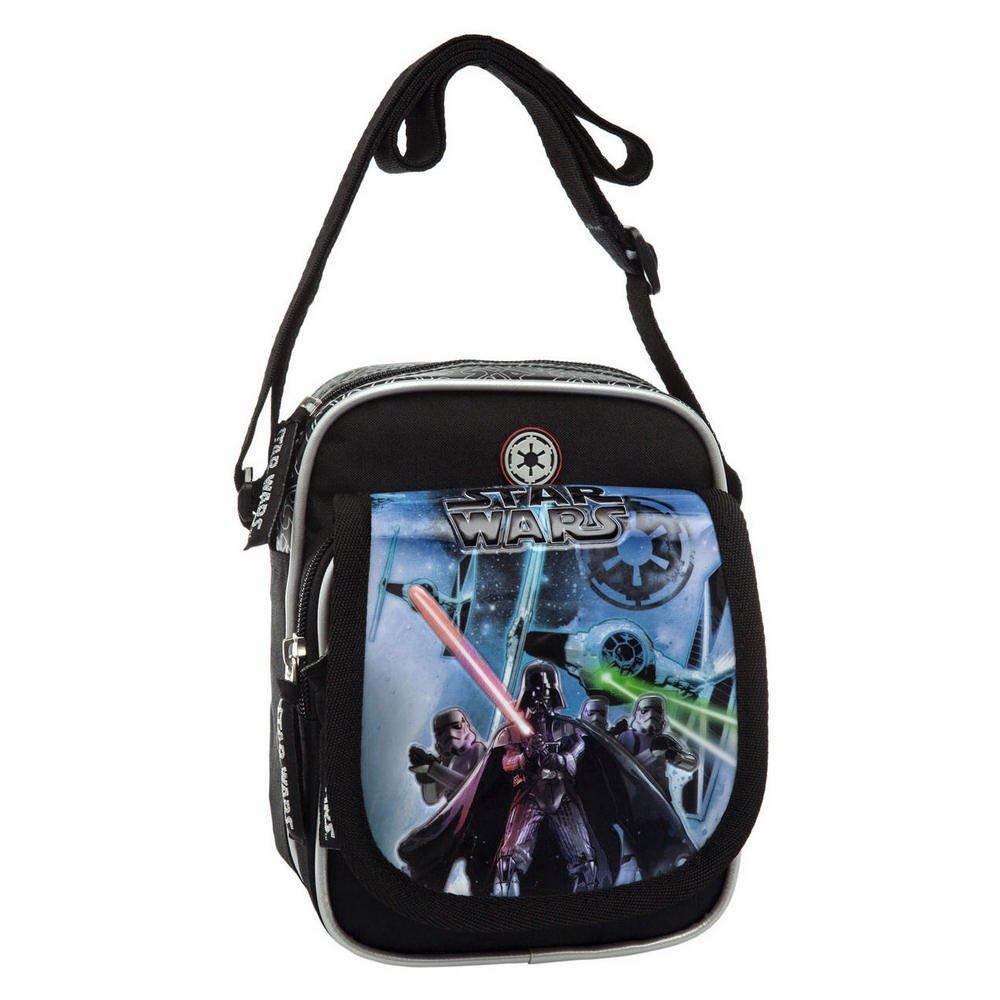 Star Wars Bandolera Niño, Color Negro, 2.85 litros 2245551 2245551_UNICO