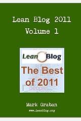 Best Of Lean Blog 2011, Volume 1 Paperback