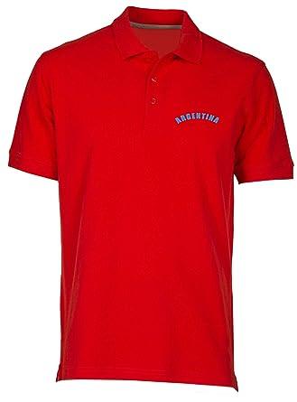 T-Shirtshock Polo por Hombre Rojo WC1220 Argentina: Amazon.es ...