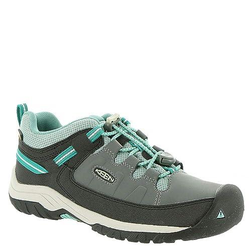 95e2c7aa3568 Amazon.com  Keen Kids Womens Targhee Low WP (Little Kid Big Kid)  Shoes
