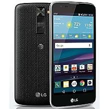 LG Phoenix 2, K371, 5-inch LCD - 16GB, Black (Unlocked) Android 6.0, 4G LTE, Smartphone - Bulk Packed - NFBA