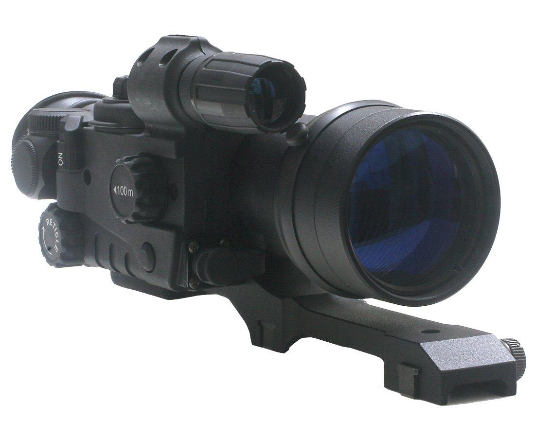 Envío 100% gratuito - Visor nocturno Yukon Sentinel 2,5 x 50 ad infrarrojos infrarrojos infrarrojos 26015t  mejor reputación