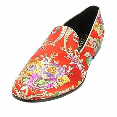 2473fa8f5fe Fiesso by Aurelio Garcia Shoes - Red - Size 8